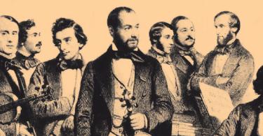 Música en 1853