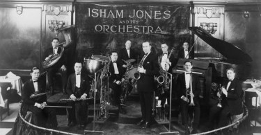 Isham Jones and his orchestra