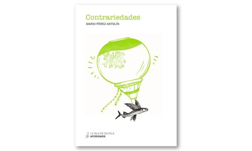 Prtada de Contrariedades, de Mario Pérez Antolín