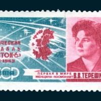 Un viaje al espacio - Valentina Tereshkova