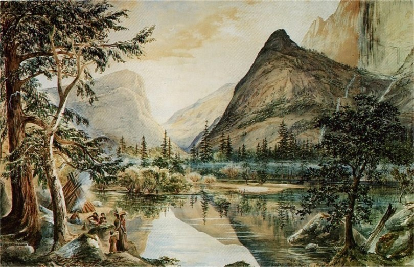 Constance Gordon-Cumming: Indian Life at Mirror Lake