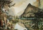Constance Gordon-Cumming: Indian Life at Mirror Lake