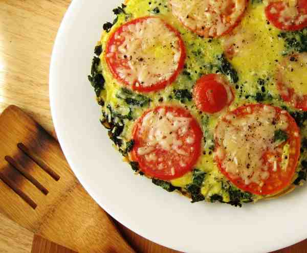 no bake frittata