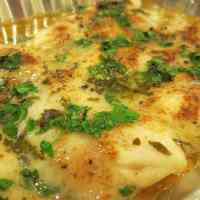 Swai Bake with White Wine Lemon Garlic Sauce - The Dinner Party Part IV