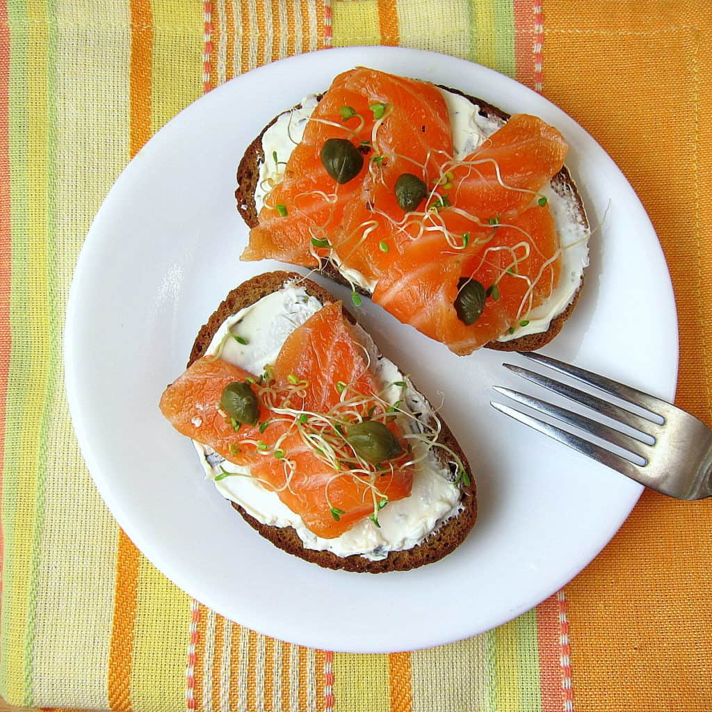 How to Cure Salmon - Lox Recipe