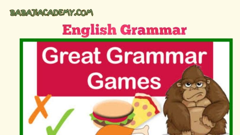 Great_Grammar_Game_Pdf