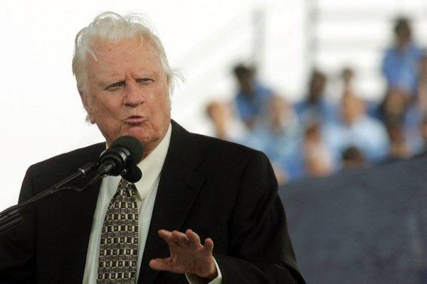 Renowned Evangelist Billy Graham Dead at 99