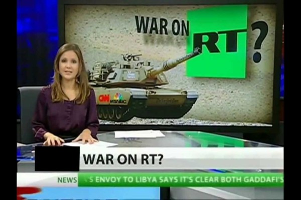 Russia Threatens to Expel British Media if UK Bars Russia's RT Over Spy Poisoning Crisis