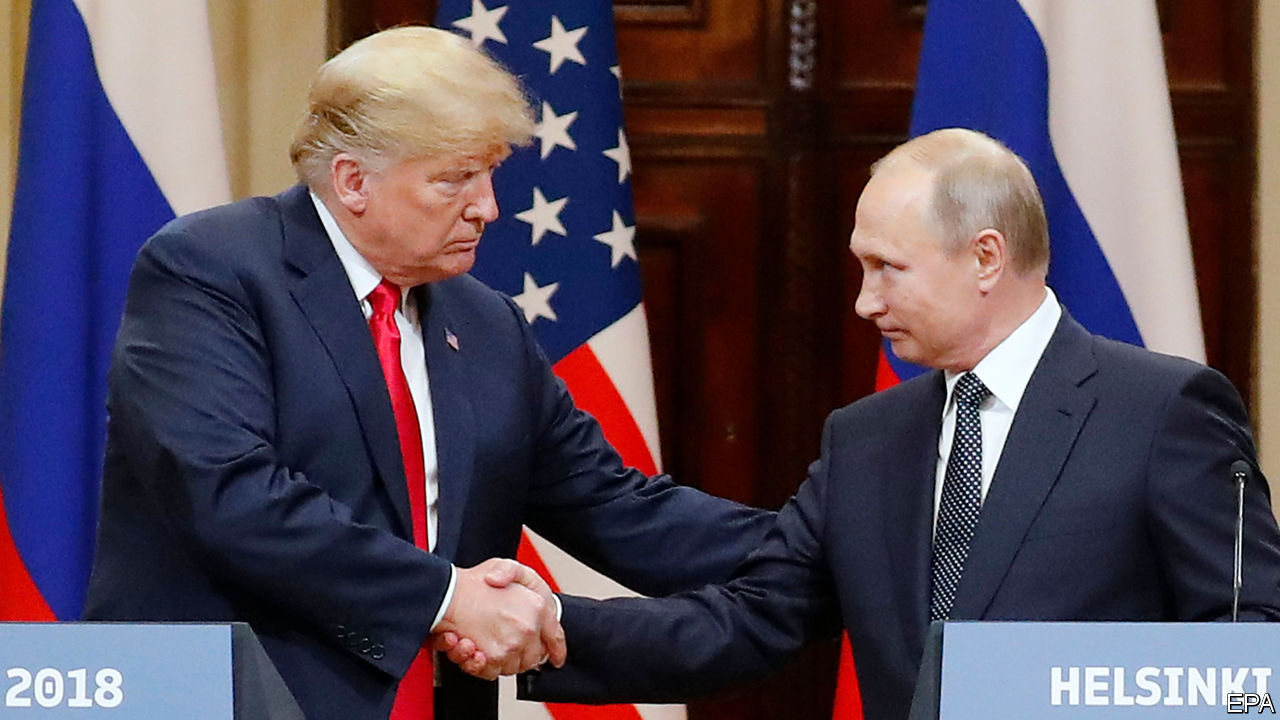 Trump, Make Putin Great Again, by Morak Babajide-Alabi