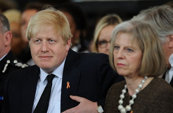 Johnson Stirs The Burka Nest In Britain, by Morak Babajide-Alabi