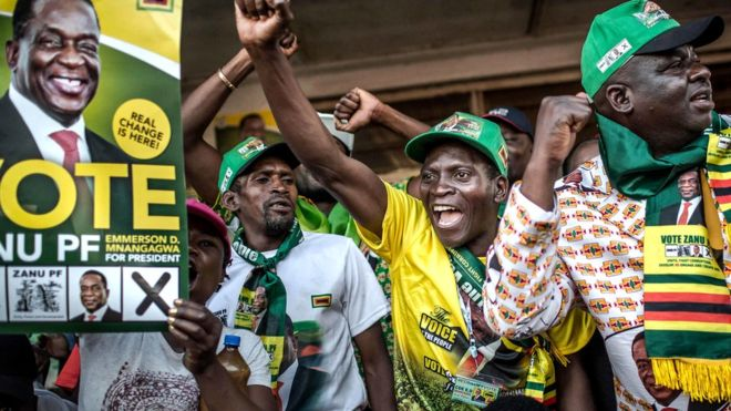 The Abracadabra of Zimbabwe's Elections, by Morak Babajide-Alabi