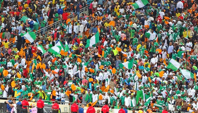 My Crowd Is Bigger Than Yours - A Journey Back In Time, by Morak Babajide-Alabi