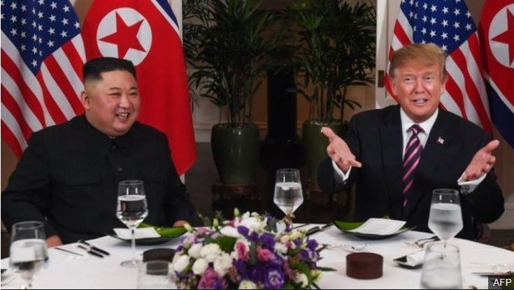Trump Loses His Stare Down With North Korea's Jong Un, by Morak Babajide-Alabi