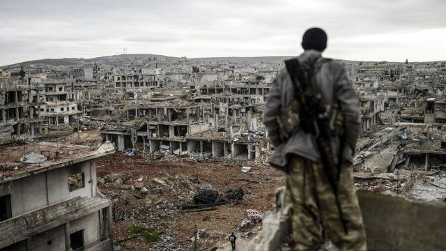 So Much 'Syria' In The World, by Morak Babajide-Alabi