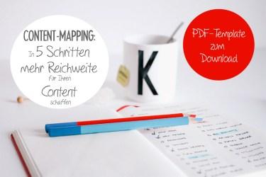Content-Mapping: Mit einem Inhalt unterschiedliche Zielgruppen erreichen