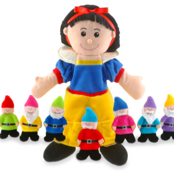 Snow White Hand Puppet Set