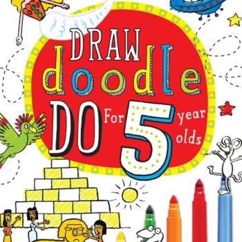 Draw Doodle Do for 5-Year-Olds