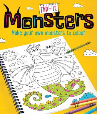 Flip-It Monsters