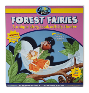 Shadow Stories Forest Fairies: An Enchanted Forest