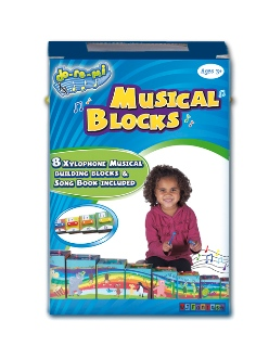 Do-Re-Mi Musical Building Blocks