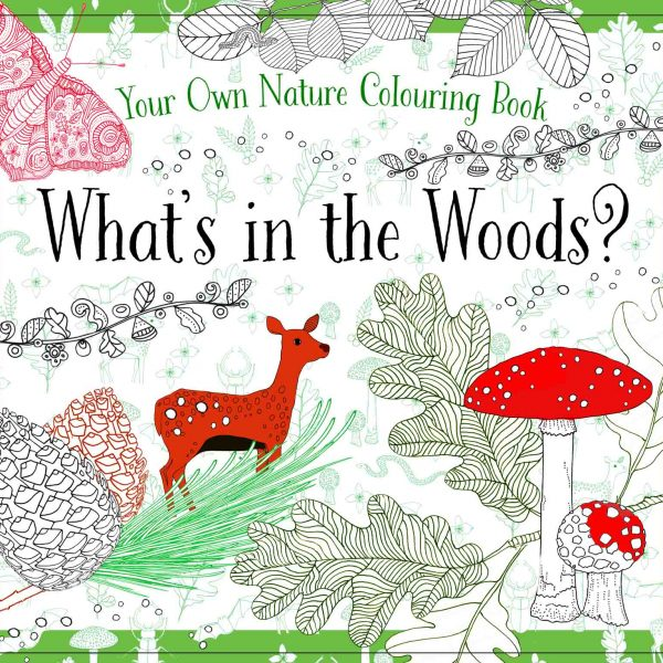 What's in the Woods?- NEW