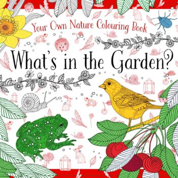 What's in the Garden?- NEW