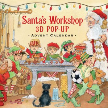 Santa's Workshop Advent Calendar