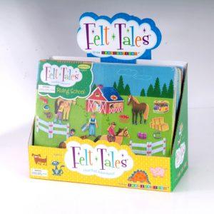 Felt Tales Assortment w/ Counter Display (16pc.)