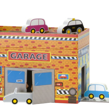 Garage Vehicles Set