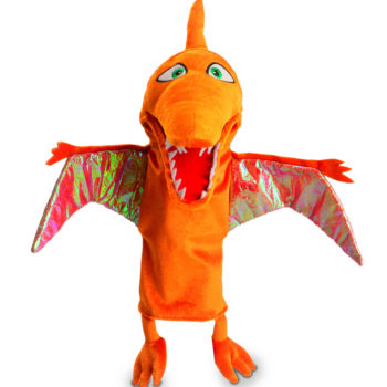Pterodactyl Moving Mouth Hand Puppet