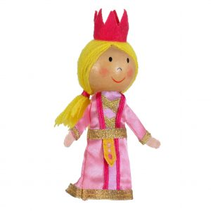 Princess Finger Puppet