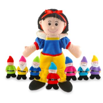 Snow White Finger Puppet