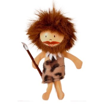 Caveman Finger Puppet-NEW