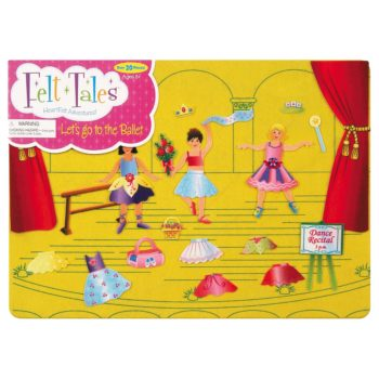 Let's Go to the Ballet Felt Tales
