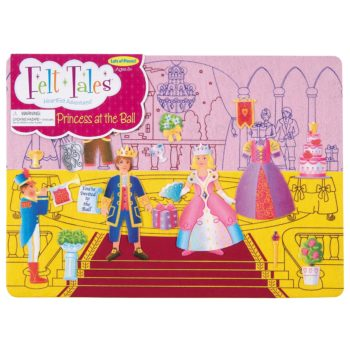 Princess at the Ball Felt Tales