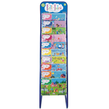 Felt Tales Floor Display (25.00 w/ 48 pc. Order OR No Charge w/ 60 pc. Order)