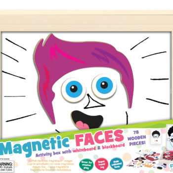 Magnetic Activity Box Faces
