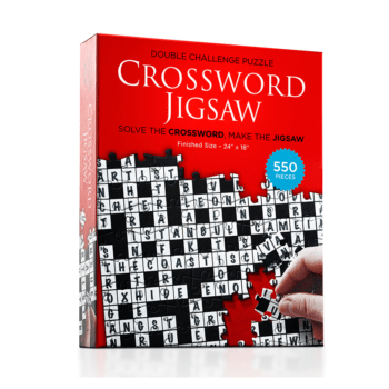 Crossword Jigsaw 2017