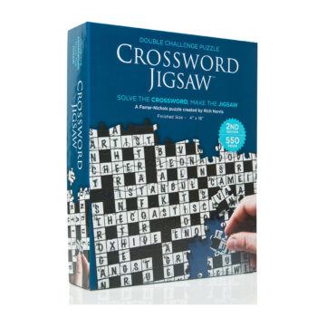 Crossword Jigsaw 2018