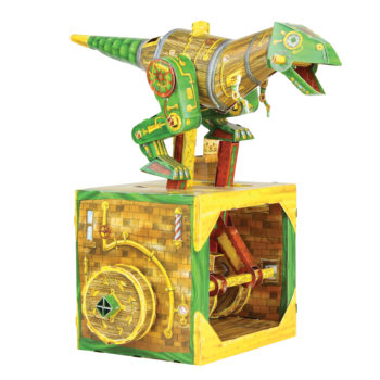 Dinosaur Machine