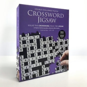Crossword Jigsaw 2019