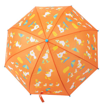 Duck Parade umbrella by Babalu