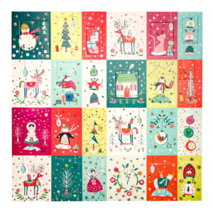 Holiday Countdown! advent calendar