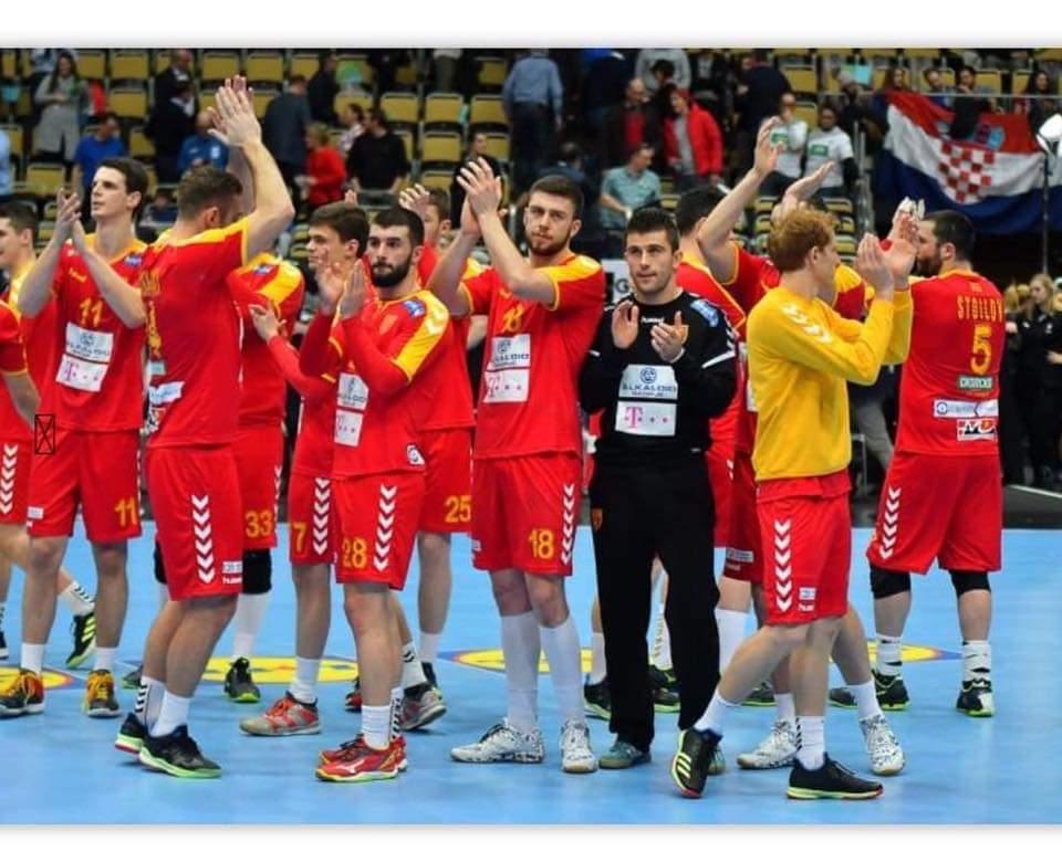 Репрезентацијата на Македонија завршува на 15-то место на Светското првенство во ракомет 2019