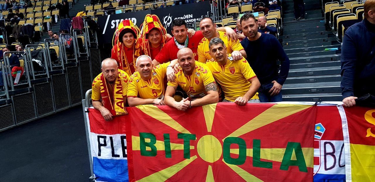 Битолчани во првите борбени редови на натпреварот помеѓу Македонија и Шпанија