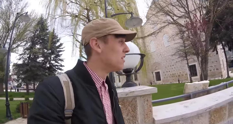 Запознајте го русинот кој се тегнеше со битолските џепароши низ Широк Сокак