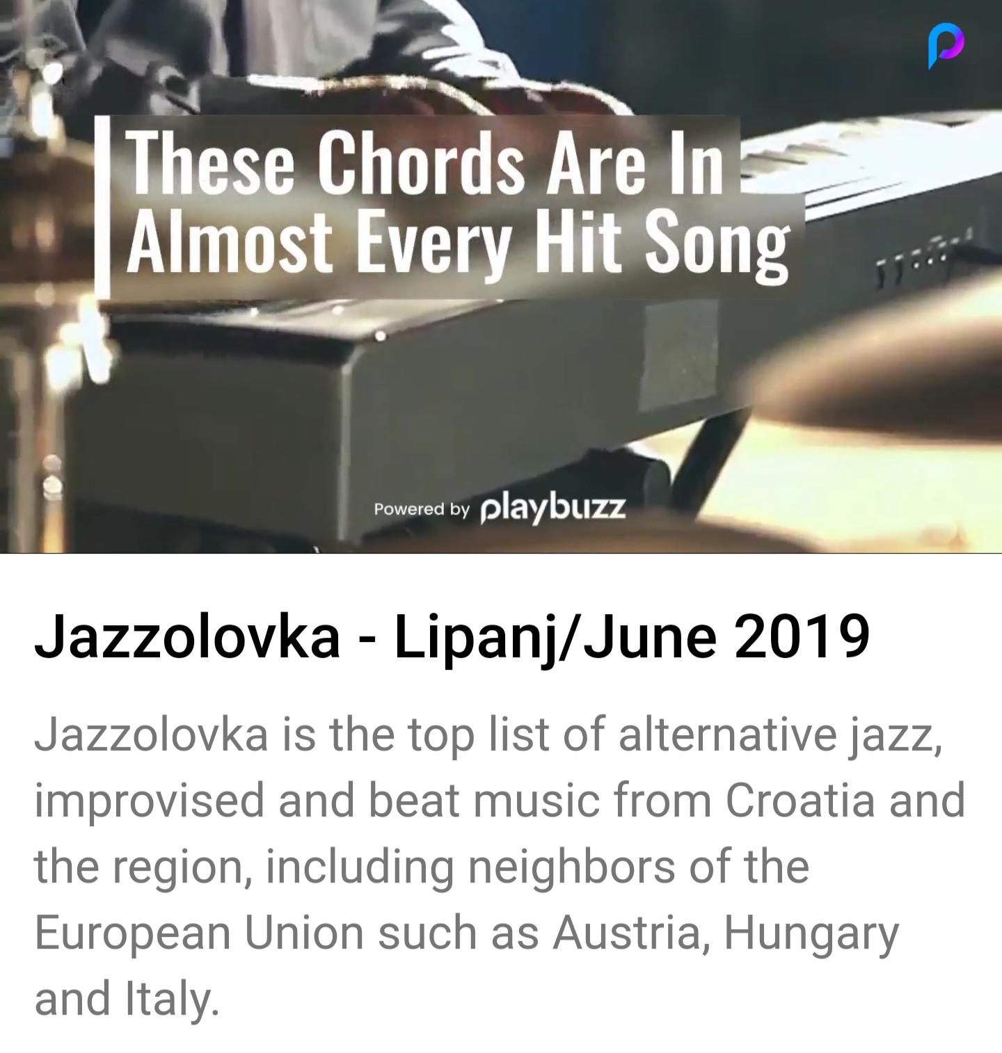 Гласајте за наш битолчанец да биде учесник на престижната Jazzolovka во Хрватска!