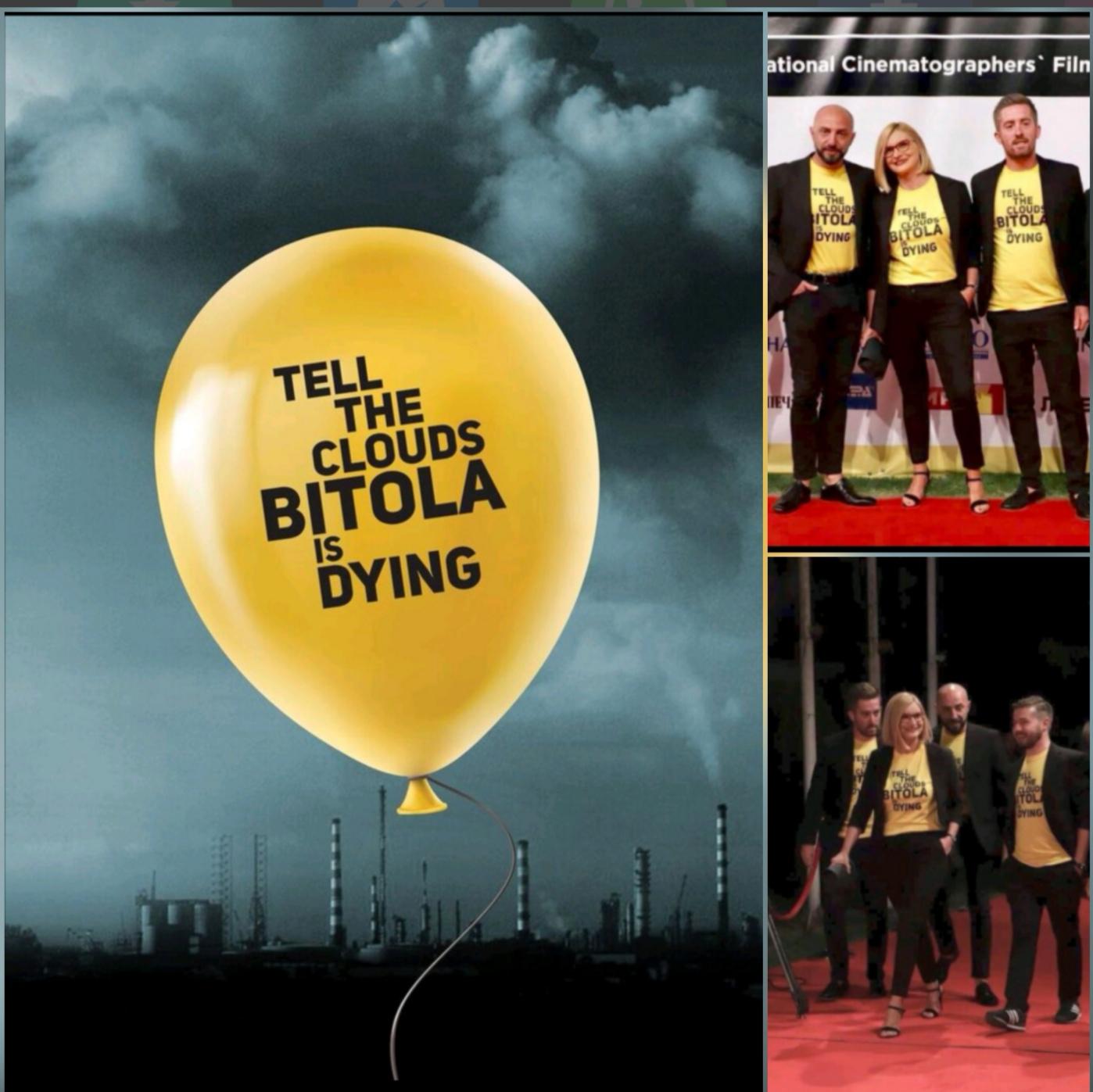 """""""Кажете му на облаците дека Битола умира!"""" – освестувачка порака на група битолчани кои сметаат дека е крајно време Битола да започне да живее!"""