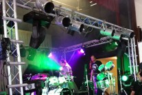 Live Lighting truss