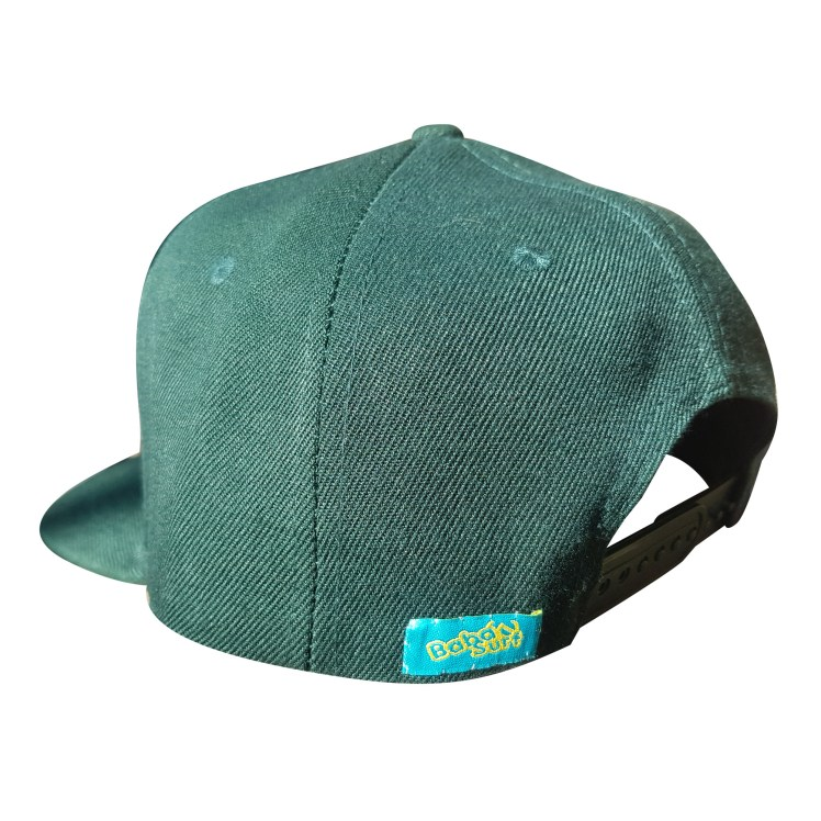 casquette-snap-playnat-emeraude-2